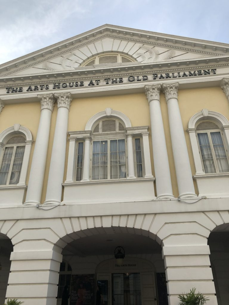The arts house-Singapore
